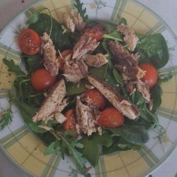Picture of Super Easy Mackerel Salad